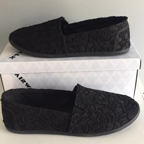 Airwalk Shoes | Airwalk Black Lace
